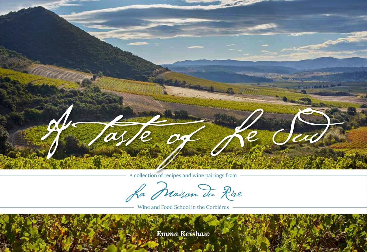 A-Taste-Of-Le-Sud book cover
